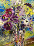 FrühjahrsblütenAcryl auf Leinwand30x40