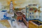 EssaouiraMischtechnik auf PapierGröße: 36x54